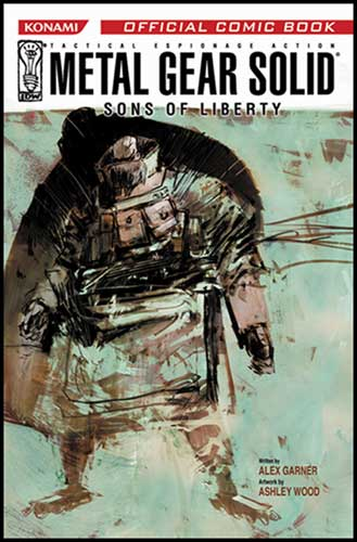 Image: Metal Gear Solid: Sons of Liberty Vol. 1 SC  - IDW Publishing