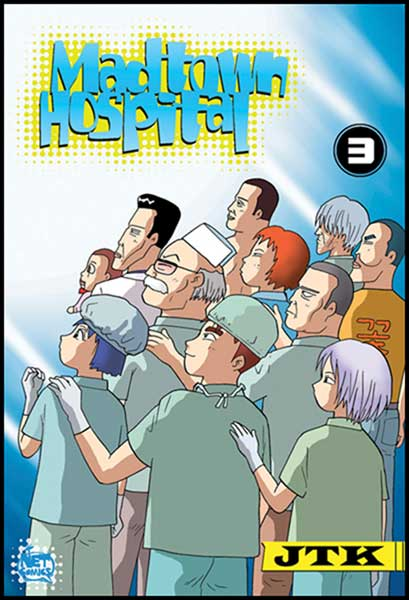 Image: Madtown Hospital Vol. 3 SC  - Netcomics