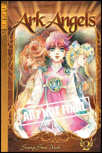 Image: Ark Angels Vol. 2 SC  - Tokyopop