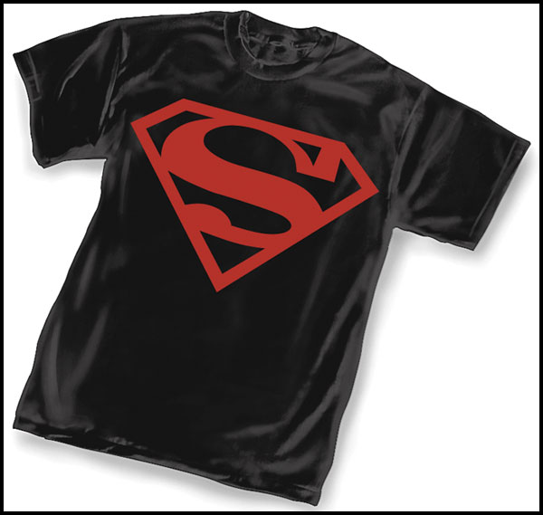 Image: Ultimate Superboy Symbol T-Shirt  (M) -