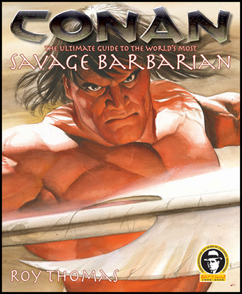 Image: Conan: Ultimate Guide to the World's Most Savage Barbarian HC  -