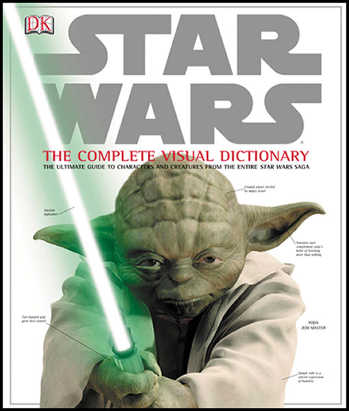 Image: Star Wars: The Complete Visual Dictionary  -
