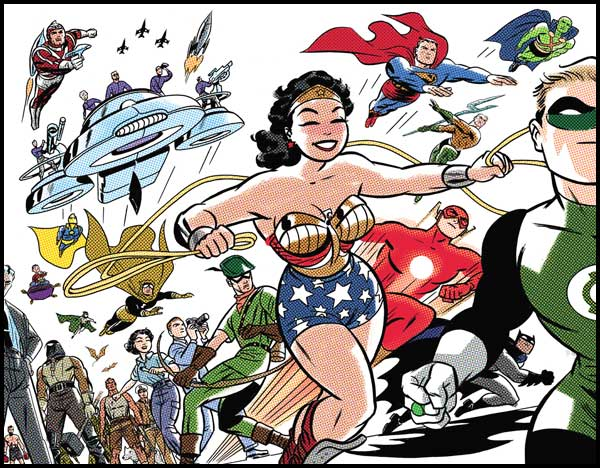 DC: The New Frontier: The Absolute Edition