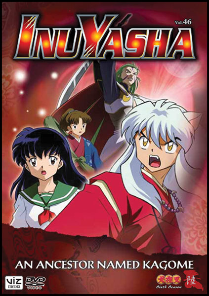 Image: Inuyasha Vol. 46: An Ancestor Named Kagome  (DVD) -