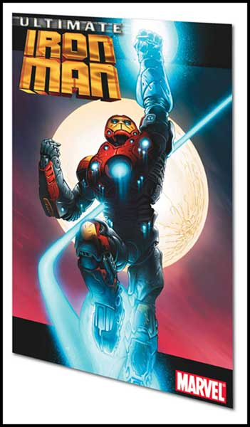 Image: Ultimate Iron Man Vol. 01 SC  - Marvel Comics