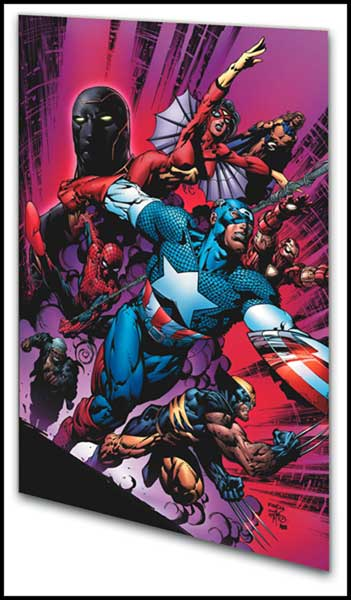 Image: New Avengers Vol. 03: Secrets and Lies SC  - Marvel Comics