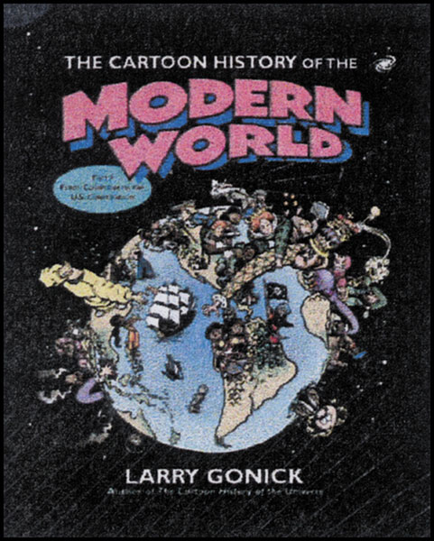 Image: Cartoon History of the Modern World Part 1 SC  - Larry Gonick