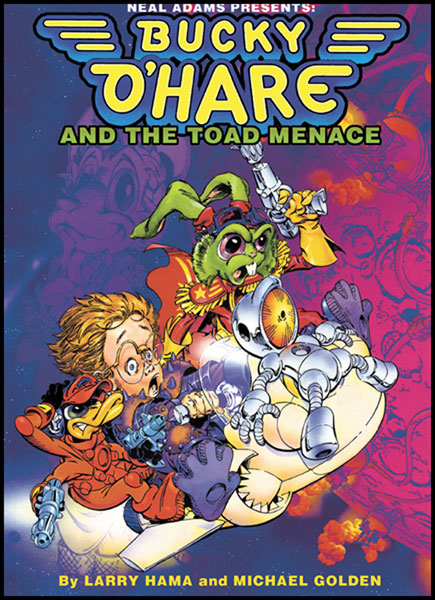 Image: Bucky O'Hare and the Toad Meance SC  - Vanguard
