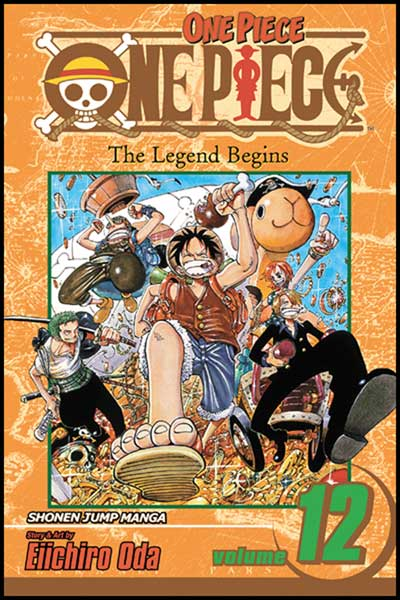 Image: One Piece Vol. 12 SC  - Viz Media LLC