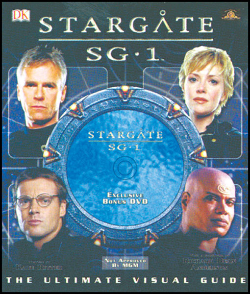 Image: Stargate SG-1 Ultimate Visual Guide HC  -