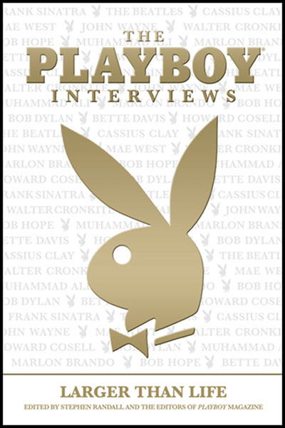 Image: Playboy Interviews: Larger Than Life SC  - Dark Horse Comics