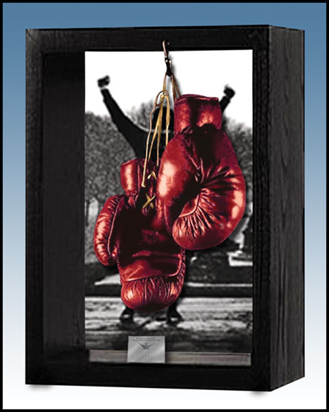 Image: Rocky: Go the Distance Boxing Gloves Replica  -