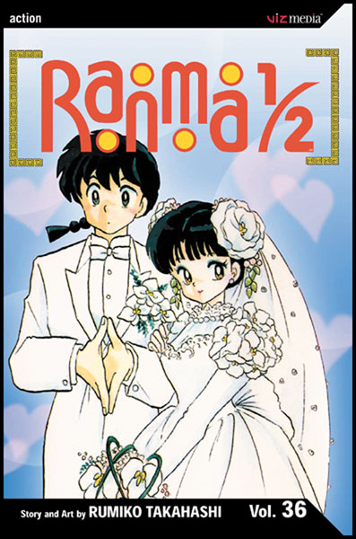 Image: Ranma 1/2 Vol. 36 SC  - Viz Media LLC
