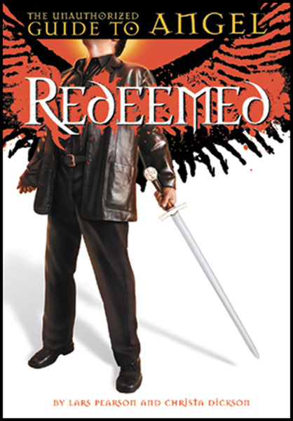 Image: Redeemed: Unauthorized Guide to Angel SC  -