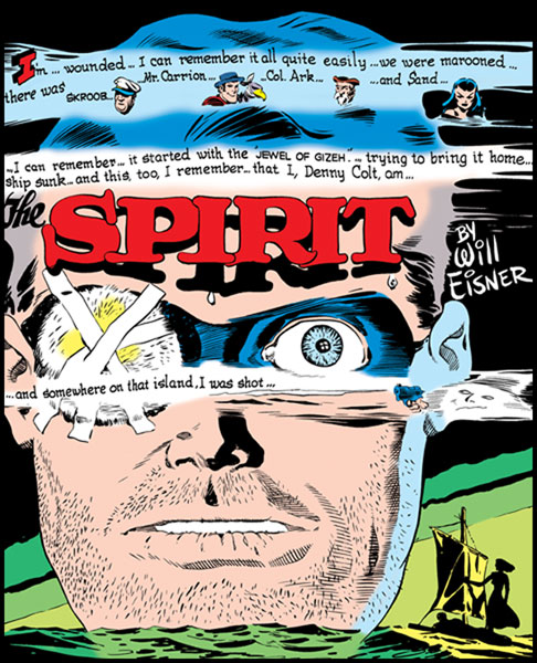 Image: Will Eisner's Spirit Archives Vol. 20 HC  - DC Comics