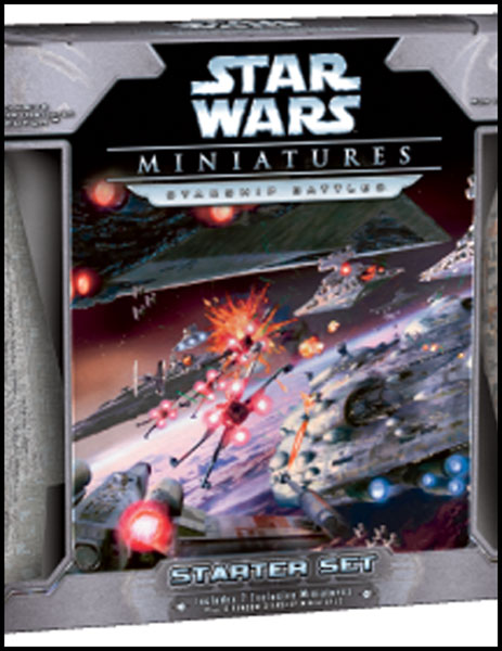 Image: Star Wars CMG Starship Battles Booster Pack  -