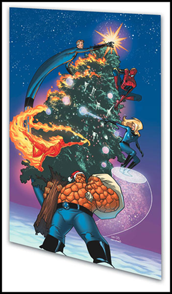 Image: Marvel Holiday Special  (digest) - Marvel Comics