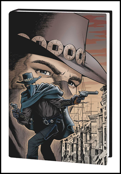 Image: Marvel Westerns HC  - Marvel Comics