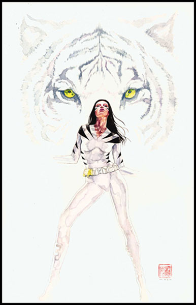 Image: White Tiger #1 - Marvel Comics