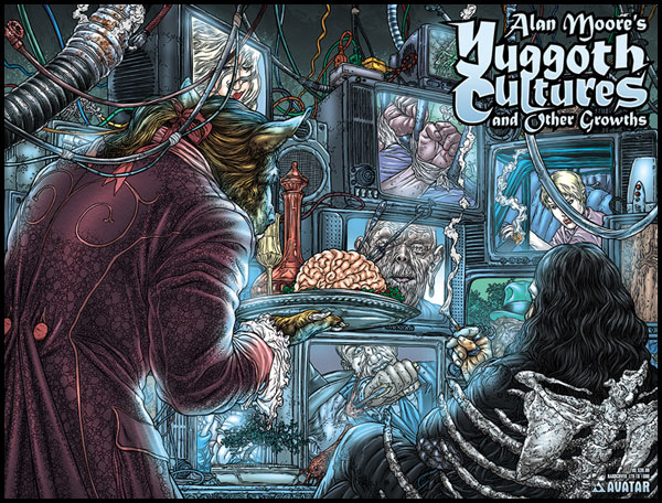 Image: Yuggoth Cultures and Other Growths HC  - Avatar Press Inc