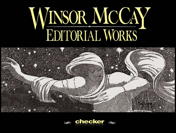 Image: Winsor McCay: Editorial Works HC  - Checker Book Publishing Group