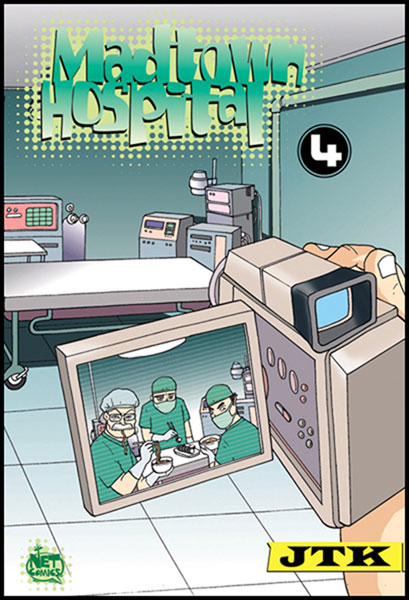 Image: Madtown Hospital Vol. 04 SC  - Netcomics