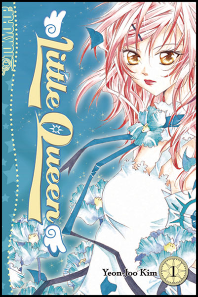 Image: Little Queen Vol. 1 SC  - Tokyopop