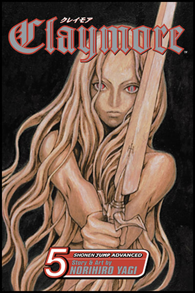 Image: Claymore Vol. 05 SC  - Viz Media LLC
