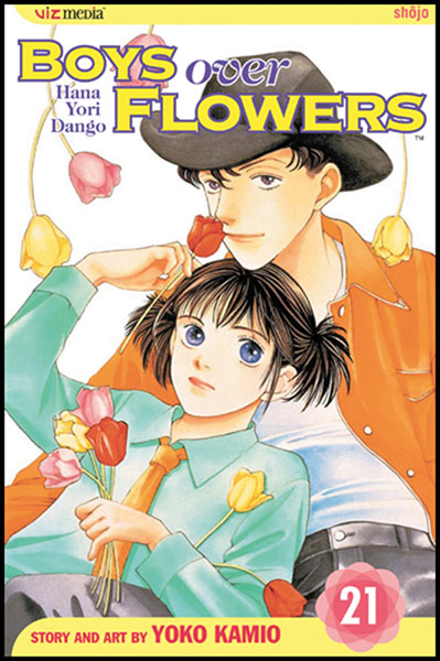 Image: Boys Over Flowers Vol. 21 SC  - Viz Media LLC