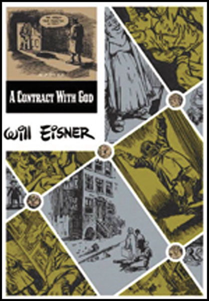 Image: Will Eisner's Contract with God SC  (new printing) -