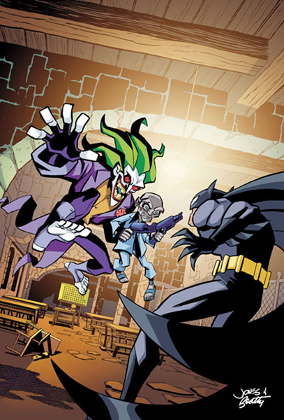Image: Batman Strikes! #28 - DC Comics