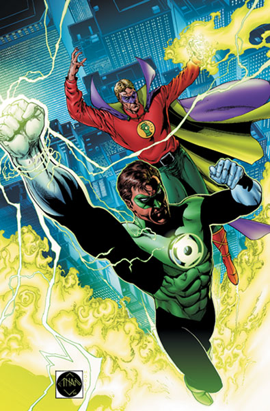 Image: Green Lantern #16 (Vol. 4) - DC Comics