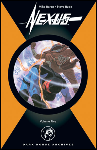 Image: Nexus Archives Vol. 05 HC  - Dark Horse Comics