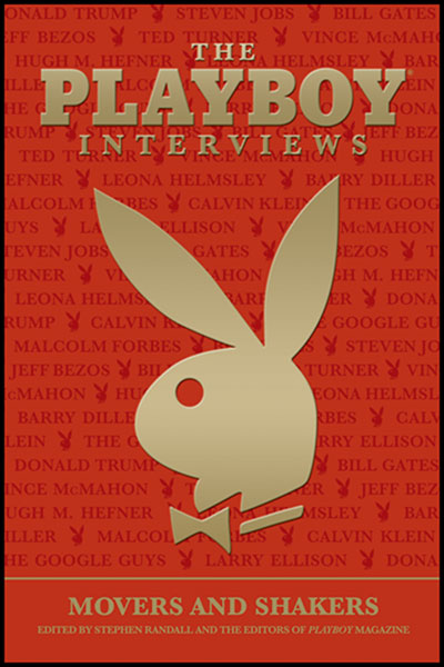 Image: Playboy Interviews: Movers and Shakers SC  - Dark Horse Comics