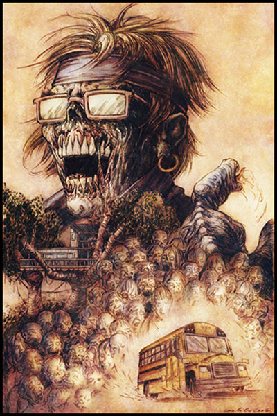 Image: Deadworld: Requiem for the World SC  - Image Comics