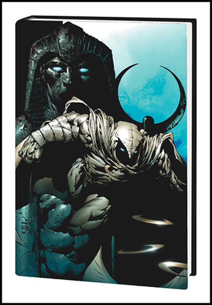 Image: Moon Knight Vol. 01: The Bottom HC  - Marvel Comics