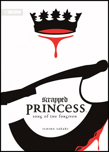 Image: Scrapped Princess Vol. 2: Song of the Forgiven Novel  - Tokyopop