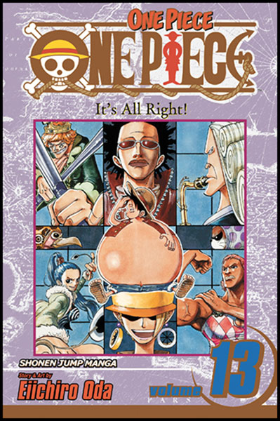 Image: One Piece Vol. 13 SC  - Viz Media LLC