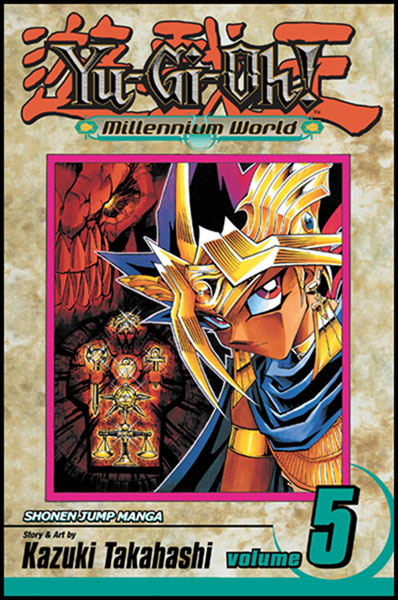 Image: Yu Gi Oh!: Millennium World Vol. 05 SC  - Viz Media LLC