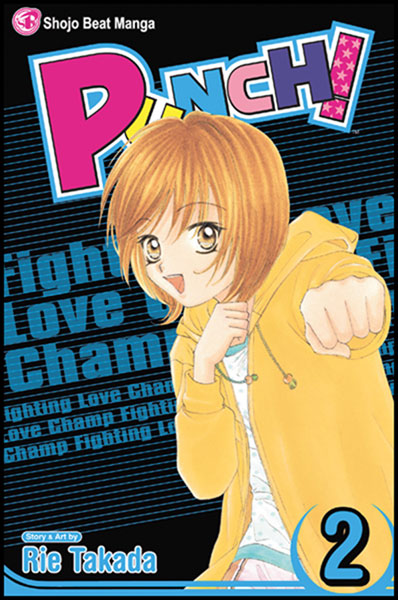 Image: Punch Vol. 02 SC  - Viz Media LLC