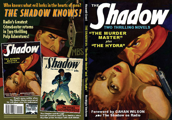 Image: Shadow Double Novel Vol. 4 SC  -