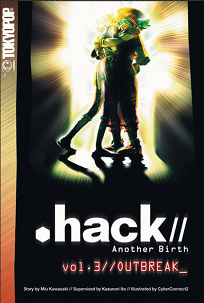 Image: Dot Hack //: Another Birth Vol. 03 SC  - Tokyopop