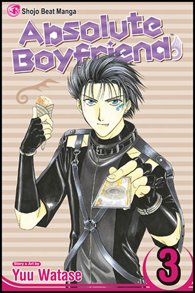 Image: Absolute Boyfriend Vol. 03 SC  - Viz Media LLC