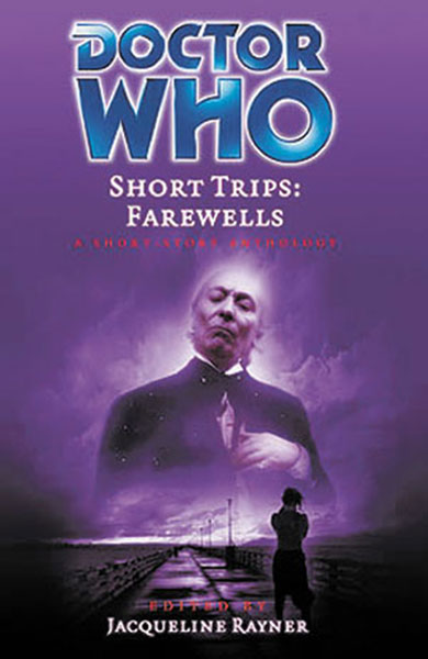 Image: Doctor Who - Short Trips: Farewells HC  -