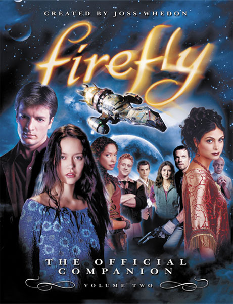 Image: Firefly: The Official Companion Vol. 02 SC  -