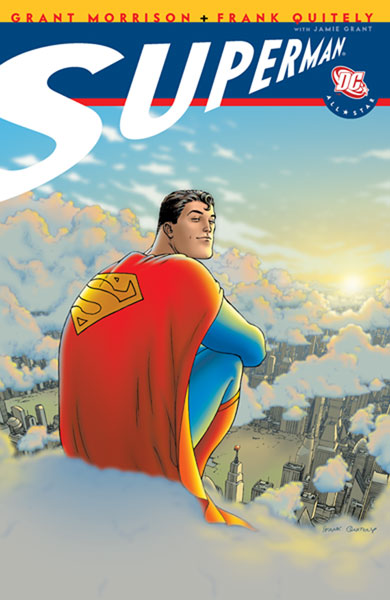 Image: All Star Superman Vol. 01 HC  - DC Comics