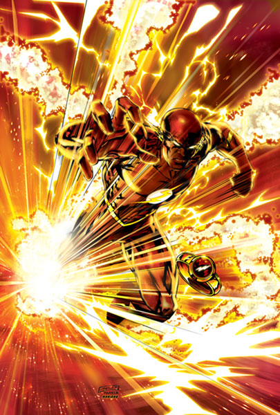 Image: Flash: The Fastest Man Alive - Lightning in a Bottle SC  - DC Comics