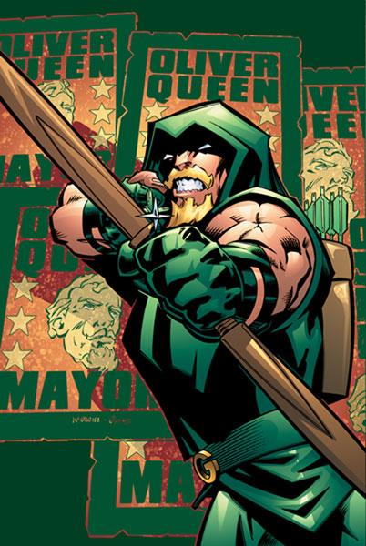Image: Green Arrow Vol. 08: Crawling Through the Wreckage SC  - DC Comics