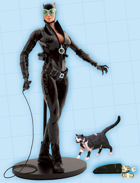 Image: Catwoman 13-Inch Deluxe Collector Figure  -