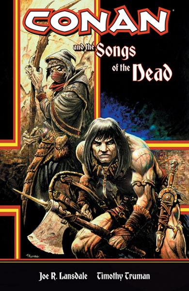 Image: Conan & the Songs of the Dead SC  - Dark Horse Comics